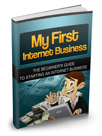 My First Internet Business eCover